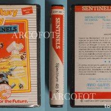 Videojuegos y Consolas: ANTIGUO JUEGO MIND GAMES ESPAÑA - CENTURY CITY - SENTINELS - 16 / 48 K SPECTRUM - EL DE LAS FOTOS. Lote 207123986