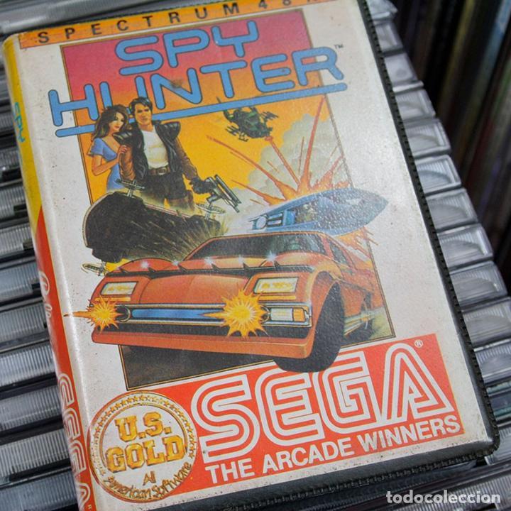 SPY HUNTER - SEGA - VIDEOJUEGO SEGUNDA MANO (Juguetes - Videojuegos y Consolas - Spectrum)