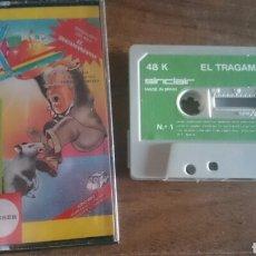 Videojuegos y Consolas: EL TRAGAMANZANAS, MONSER JUEGO CASETE SPECTRUM. Lote 208770816