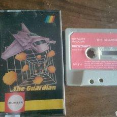 Videojuegos y Consolas: THE GUARDIANL, MONSER JUEGO CASETE SPECTRUM. Lote 208771706