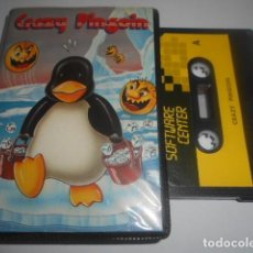 Videogiochi e Consoli: JUEGO DE SPECTRUM - CRAZY PINGOIN. Lote 209830685