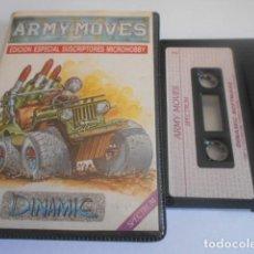 Videogiochi e Consoli: JUEGO DE SPECTRUM - ARMY MOVES. Lote 209830765