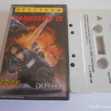 Videogiochi e Consoli: JUEGO DE SPECTRUM - SABOTEUR II. Lote 209831046