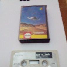 Videojuegos y Consolas: ZX SPECTRUM. BLANK TAPE. (LA CARATULA DE SOFTWARE MAGAZINE. TENSION. ). Lote 210629377
