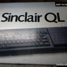 Videojuegos y Consolas: ORDENADOR SINCLAIR QL - EN SU CAJA ORIGINAL. Lote 210826476