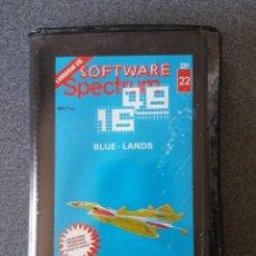 Videojuegos y Consolas: JUEGO LIBRERÍA SPECTRUM BLUE LANDS. Lote 211419800