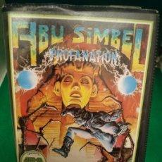 Videojuegos y Consolas: ABU SIMBEL PROFANATION 1986 DINAMIC ORIGINAL ESTUCHE DINAMIC SINCLAIR SPECTRUM. Lote 211578619
