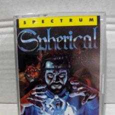 Videojuegos y Consolas: SPHERICAL ERBE SPECTRUM. Lote 212032167
