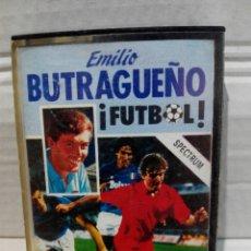 Videojuegos y Consolas: EMILIO BUTRAGUEÑO FUTBOL TOPO OCEAN SPECTRUM. Lote 212032690