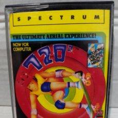 Videojuegos y Consolas: 720° ERBE SPECTRUM. Lote 212032873