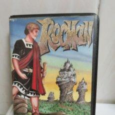Videojuegos y Consolas: ROCMAN JOYA DEL SOFTWARE ESPAÑOL. Lote 213425827
