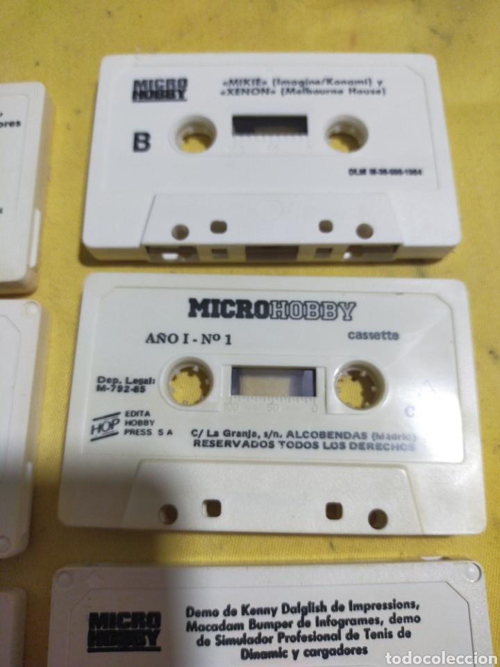 Videojuegos y Consolas: LOTE DEMOS SPECTRUN AMSTRAD - Foto 6 - 214059260