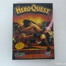 Videojuegos y Consolas: HERO QUEST / SINCLAIR ZX SPECTRUM / VER FOTOS / RETRO VINTAGE CASSETTE. Lote 214418651