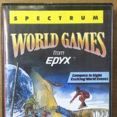 Videojuegos y Consolas: SPECTRUM WORLD GAMES. Lote 214733982