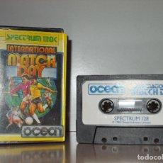 Jeux Vidéo et Consoles: JUEGO SPECTRUM. INTERNATIONAL MATCH DAY. OCEAN. Lote 215148026