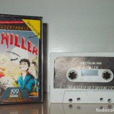 Jeux Vidéo et Consoles: JUEGO SPECTRUM. CHILLER. MASTERTRONIC. Lote 215148978
