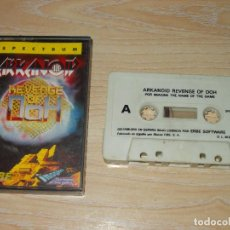 Jeux Vidéo et Consoles: JUEGO SPECTRUM. ARKANOID REVENGE OF DHO. IMAGINE / ERBE. LOMO ROSA. Lote 215151666