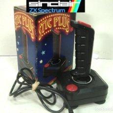 Jeux Vidéo et Consoles: MANDO JOYSTICK SPECTRUM EN CAJA-STIC PLUS +2 Y +3 - FUNCIONANDO - ZX SINCLAIR 1. Lote 242039340