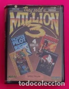 THEY SOLD A MILLION III SPECTRUM (Juguetes - Videojuegos y Consolas - Spectrum)