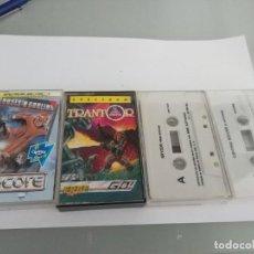 Videojuegos y Consolas: LOTE JUEGOS ZX SPECTRUM. Lote 217203013