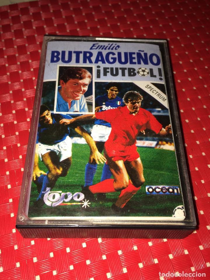 EMILIO BUTRAGUEÑO - SPECTRUM - BUEN ESTADO (Juguetes - Videojuegos y Consolas - Spectrum)