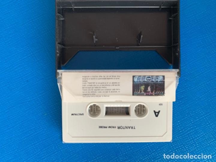 Videojuegos y Consolas: JUEGO DE LA SPECTRUM. SIN PROBAR.TRANTOR - Foto 2 - 218524796