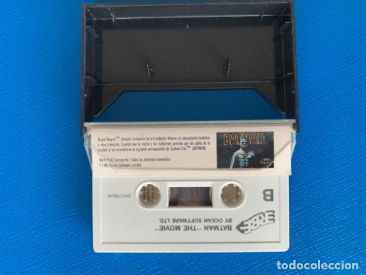 Videojuegos y Consolas: JUEGO DE LA SPECTRUM. SIN PROBAR.OCEAN - Foto 2 - 218525646