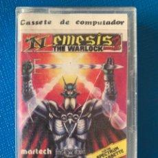 Videojuegos y Consolas: JUEGO DE LA SPECTRUM. SIN PROBAR. NEMESIS, THE WARLOCK. Lote 218547327