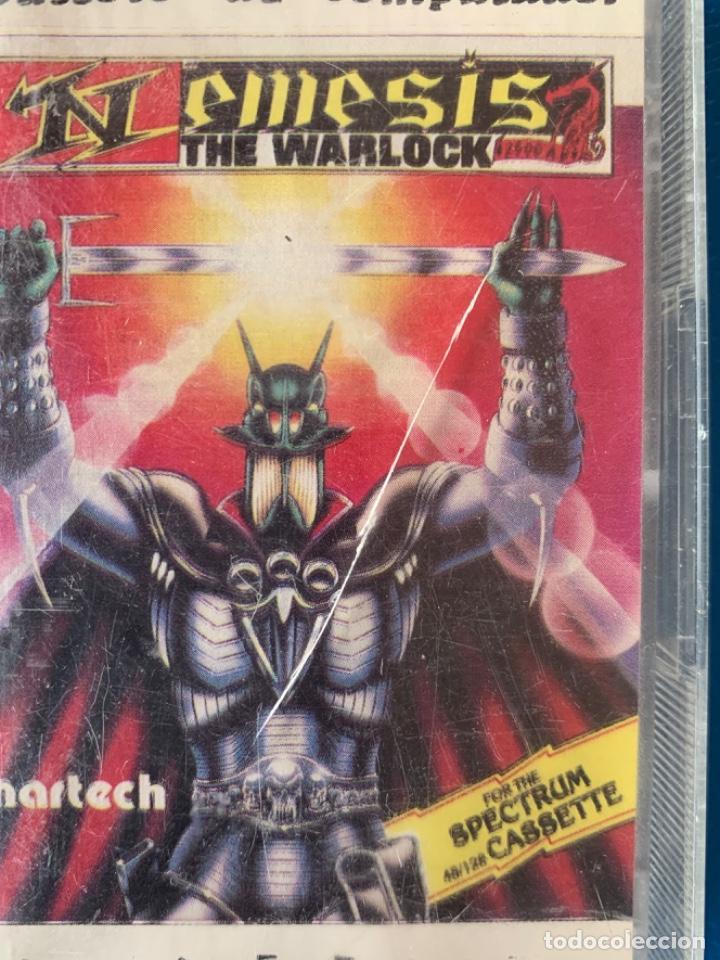 Videojuegos y Consolas: JUEGO DE LA SPECTRUM. SIN PROBAR. NEMESIS, THE WARLOCK - Foto 2 - 218547327