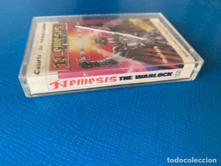 Videojuegos y Consolas: JUEGO DE LA SPECTRUM. SIN PROBAR. NEMESIS, THE WARLOCK - Foto 7 - 218547327