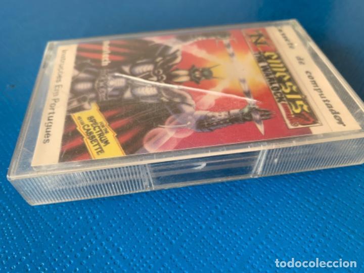 Videojuegos y Consolas: JUEGO DE LA SPECTRUM. SIN PROBAR. NEMESIS, THE WARLOCK - Foto 9 - 218547327