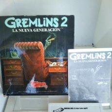 Videojuegos y Consolas: GREMLINS 2 DE TOPO SOFT / SINCLAIR ZX SPECTRUM CAJA DE CARTON. Lote 220674840