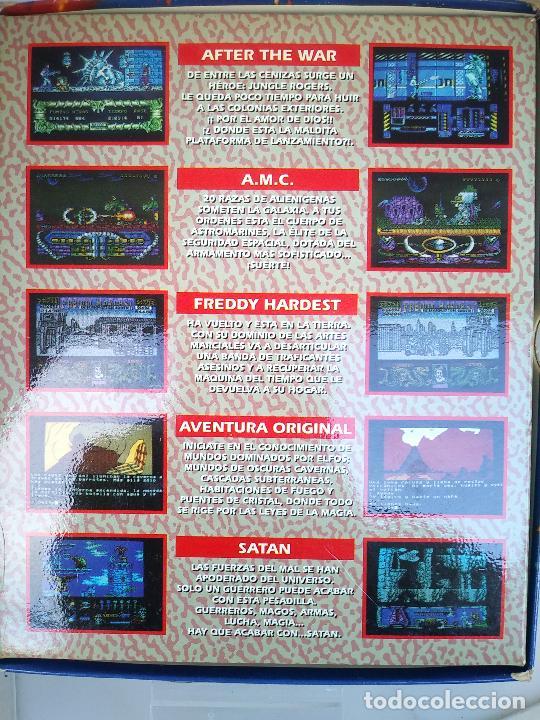 Videojuegos y Consolas: Metal Action [Dinamic Soft 1990 Zx Spectrum] After the War,AMC,Satan,Aventura Original,FreddyH in MS - Foto 3 - 220677481