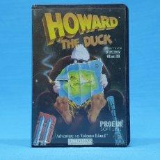Videojuegos y Consolas: JUEGO HOWARD THE DUCK PARA SPECTRUM- PROEIN SOFT-LINE - ACTIVISION. Lote 221543720