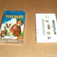 Videojuegos y Consolas: YOGI BEAR PARA SINCLAIR ZX SPECTRUM. Lote 222528096