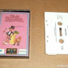 Videojuegos y Consolas: PINK PHANTER PARA SINCLAIR ZX SPECTRUM. Lote 222528166