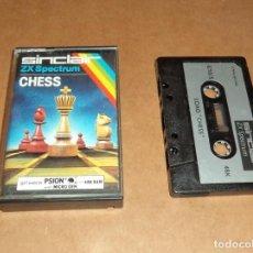 Videojuegos y Consolas: CHESS PARA SINCLAIR ZX SPECTRUM. Lote 222613722