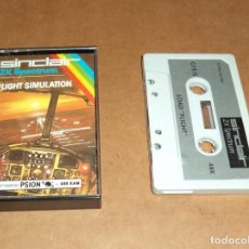 Videojuegos y Consolas: FLIGHT SIMULATION PARA SINCLAIR ZX SPECTRUM. Lote 222613751