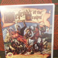 Videojuegos y Consolas: SPECTRUM DEFENDER OF THE CROWN. Lote 222790636