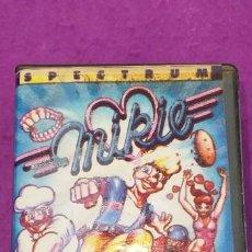 Videojuegos y Consolas: JUEGO SPECTRUM 48 K MIKIE. Lote 222894947