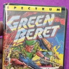 Videojuegos y Consolas: JUEGO SPECTRUM 48 K GREEN BERET. Lote 222896100