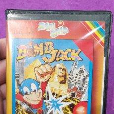 Videojuegos y Consolas: JUEGO SPECTRUM 48 K BOMB JACK. Lote 222896347