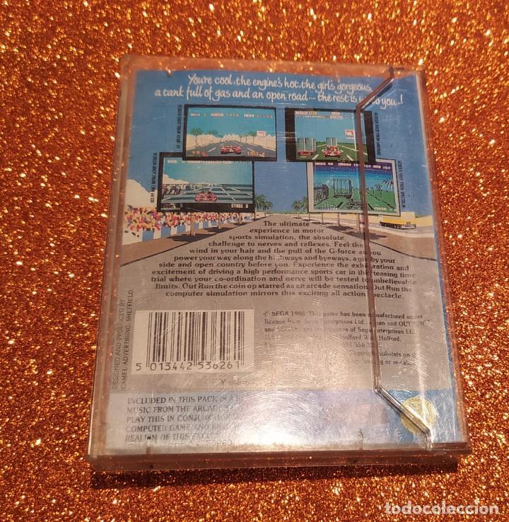 Videojuegos y Consolas: OUT RUN, SPECTRUM (SINCLAIR). AÑOS 80. NO MSX, AMSTRAD, COMMODORE - Foto 2 - 223998003