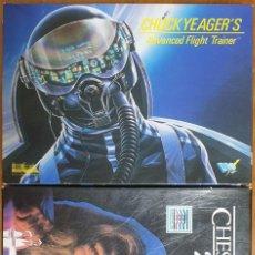 Videojogos e Consolas: LOTE JUEGOS SPECTRUM THE CHESS MASTER 2000, CHUCK YEAGER'S ADVANCED FLIGHT TRAINER. Lote 224901680