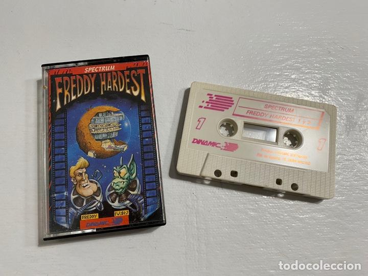 SPECTRUM FREDDY HARDEST (Juguetes - Videojuegos y Consolas - Spectrum)