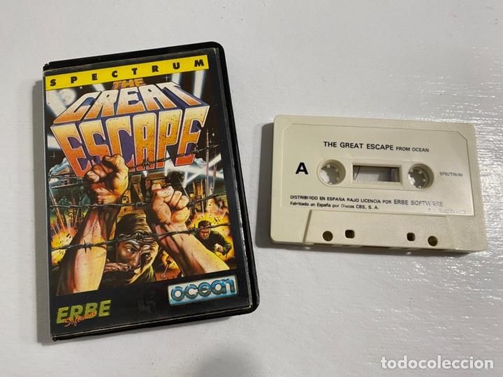 SPECTRUM THE GREAT SCAPE (Juguetes - Videojuegos y Consolas - Spectrum)