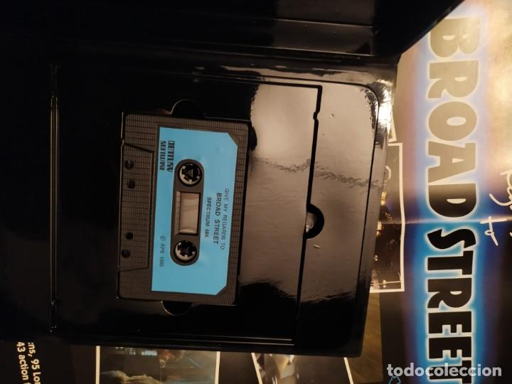 Videojuegos y Consolas: PAUL McCARTNEY Give my regards to Broad Street SPECTRUM 48K Juego 1985 VIDEOGAME BEATLES ESTUCHE UK - Foto 3 - 259020845