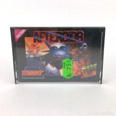 Videojuegos y Consolas: AFTEROIDS PRECINTADO * ZIGURAT MADE IN SPAIN 1988 JUEGO VINTAGE SOVIET SINCLAIR ZX SPECTRUM CASSETTE. Lote 229634490