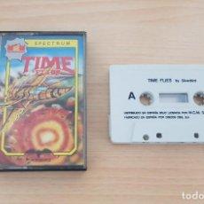 Jeux Vidéo et Consoles: JUEGO SPECTRUM TIME FLIES-ED.ESPAÑOLA-COMPLETO CON INSTRUCCIONES. Lote 229886730