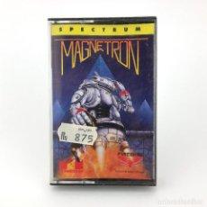 Videojuegos y Consolas: MAGNETRON PRECINTADO * MCM ESPAÑA / FIREBIRD 1988 JUEGO QUAZATRON KLP2 SINCLAIR ZX SPECTRUM CASSETTE. Lote 230442660
